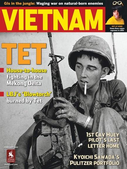 Vietnam Cover - 2/1/2015