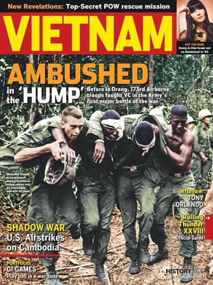 Vietnam Cover - 6/1/2015