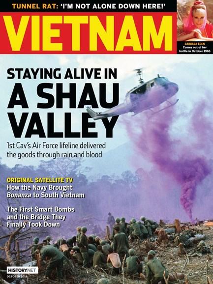 Vietnam Cover - 10/1/2015