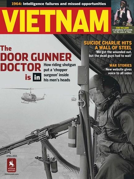 Vietnam Cover - 4/1/2014