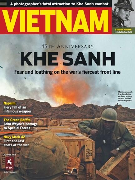 Vietnam Cover - 8/1/2013