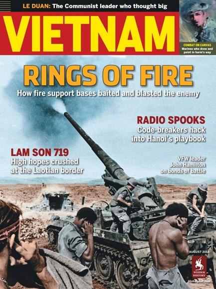 Vietnam Cover - 8/1/2014
