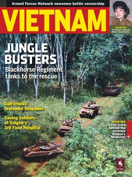Vietnam Cover - 12/1/2013