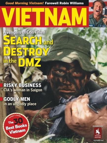 Vietnam Cover - 12/1/2014