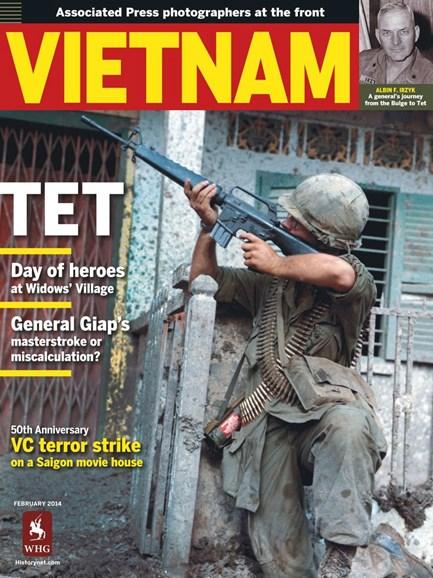 Vietnam Cover - 2/1/2014