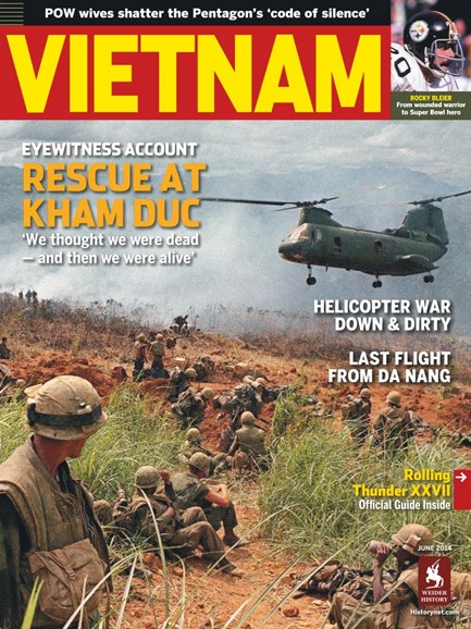 Vietnam Cover - 6/1/2014