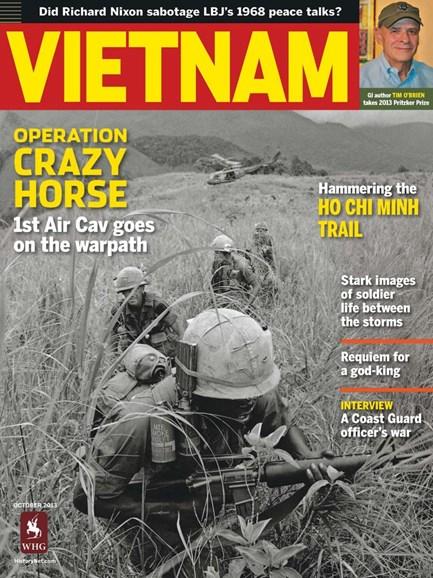 Vietnam Cover - 10/1/2013