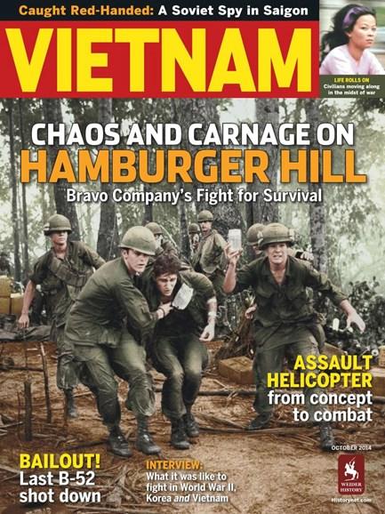 Vietnam Cover - 10/1/2014