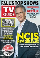 TV Guide Magazine 10/1/2018