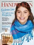 Handwoven Magazine 11/1/2018