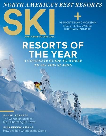 Ski Cover - 10/1/2018