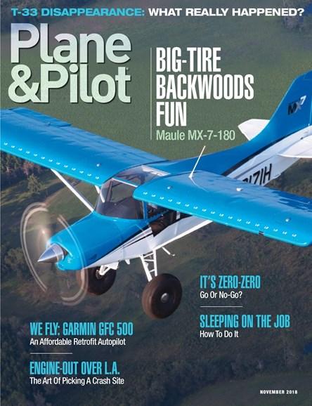 Plane & Pilot Cover - 11/1/2018