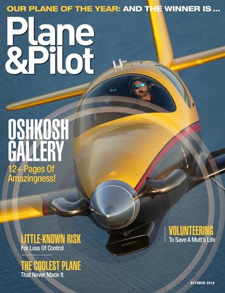 Plane & Pilot Cover - 10/1/2018