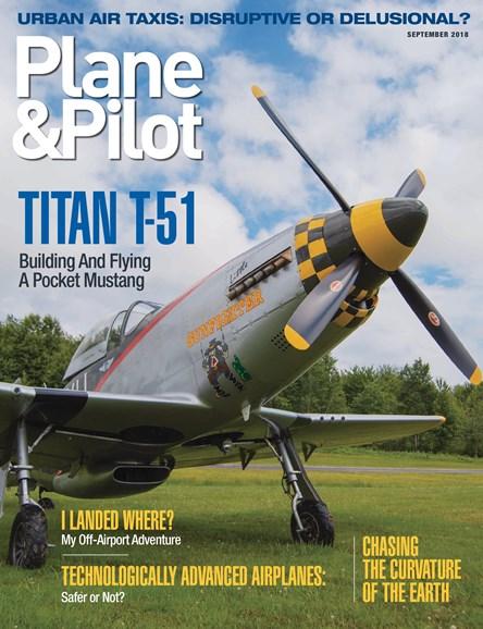 Plane & Pilot Cover - 9/1/2018