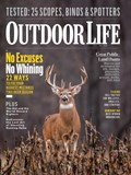 Outdoor Life | 9/2018 Cover