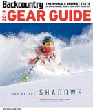 Backcountry Magazine 9/1/2018