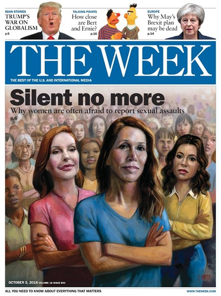 The Week Cover - 10/5/2018