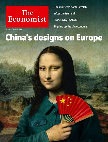 The Economist Cover - 10/6/2018
