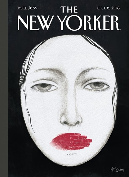 The New Yorker Cover - 10/8/2018