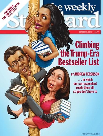 Washington Examiner Cover - 10/8/2018