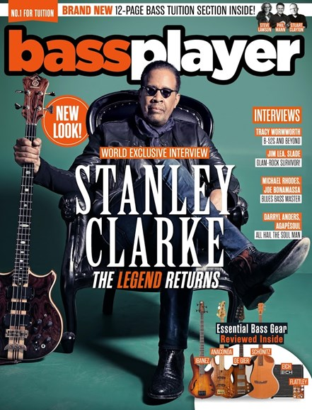 Bass Player Cover - 11/1/2018