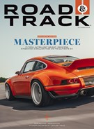 Road and Track Magazine 10/1/2018