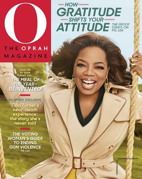 O The Oprah Cover - 11/1/2018