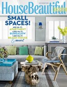 House Beautiful Magazine 7/1/2016