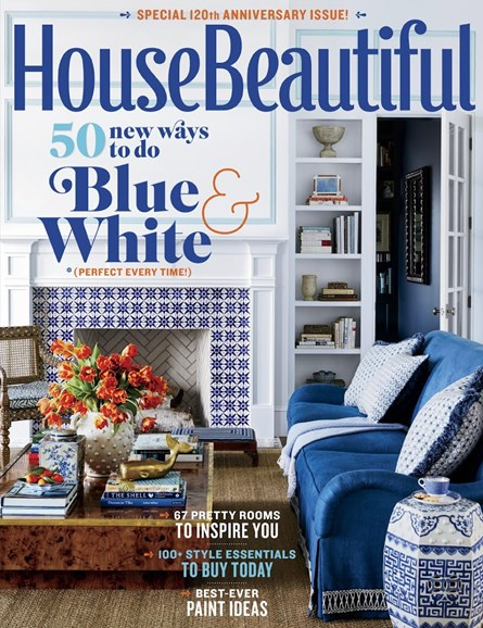 House Beautiful Cover - 11/1/2016