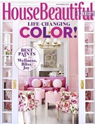 House Beautiful Magazine 9/1/2016