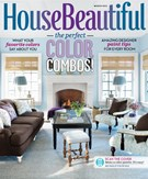 House Beautiful Magazine 3/1/2013
