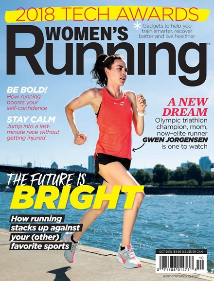 Women's Running Cover - 10/1/2018