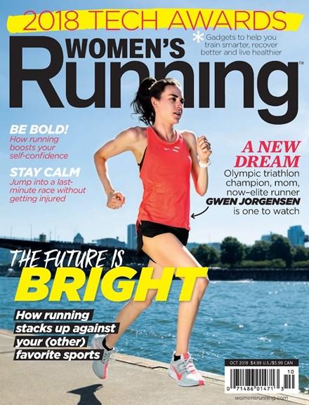 Women's Running Cover - 10/1/2018