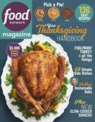 Food Network Magazine 11/1/2018