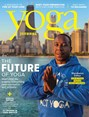 Yoga Journal Magazine | 10/2018 Cover