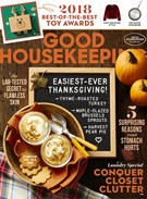 Good Housekeeping Magazine 11/1/2018