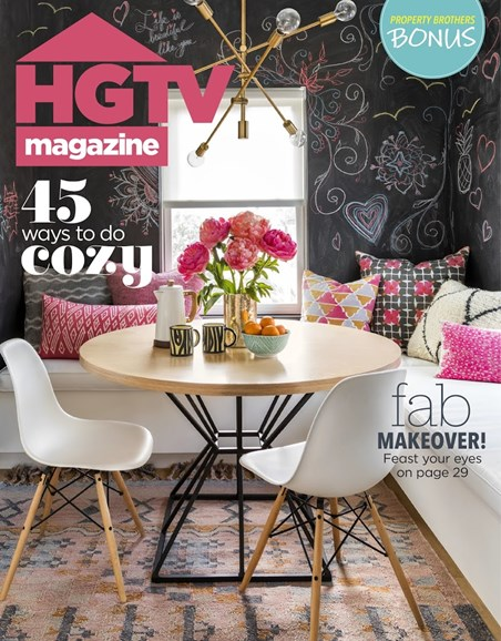 HGTV Cover - 11/1/2018
