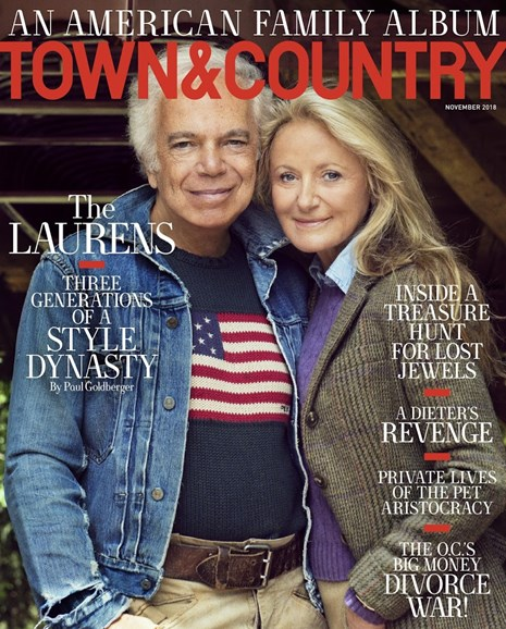 Town & Country Cover - 11/1/2018