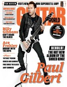 Guitar World (non-disc) Magazine 12/1/2018