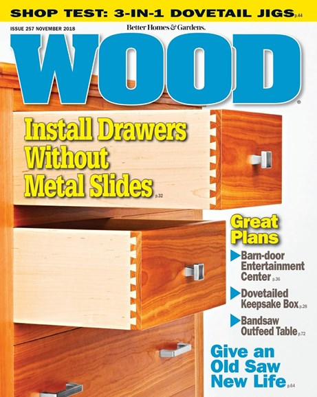 Wood Cover - 11/1/2018