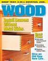 Wood Magazine | 11/1/2018 Cover