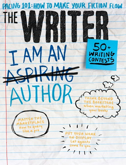 The Writer Cover - 11/1/2018