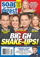 Soap Opera Digest Magazine 10/8/2018
