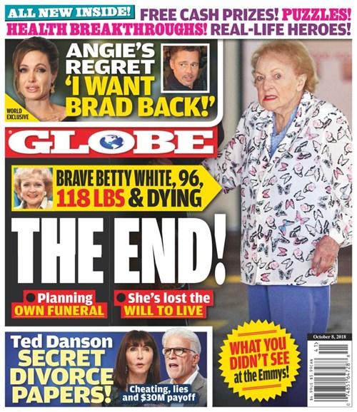 Globe Cover - 10/8/2018