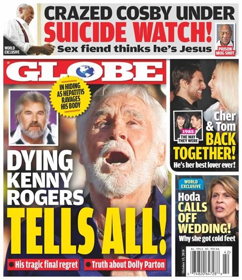 Globe Cover - 10/15/2018