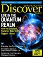 Discover Magazine | 11/2018 Cover