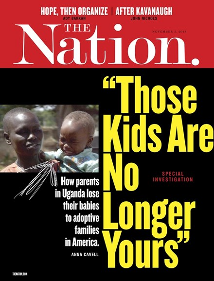 The Nation Cover - 11/5/2018
