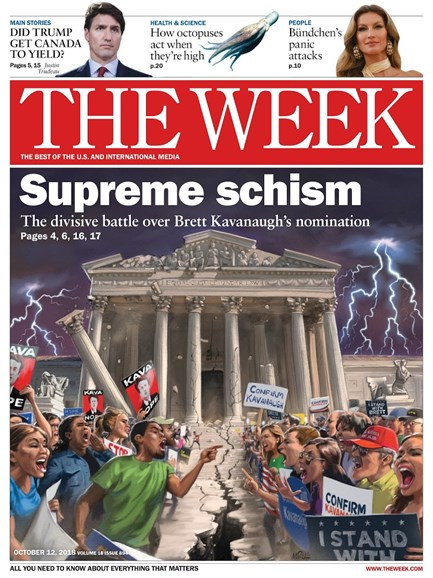 The Week Cover - 10/12/2018