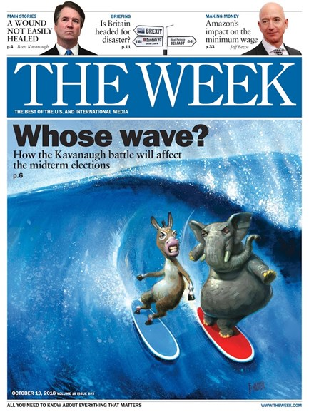 The Week Cover - 10/19/2018