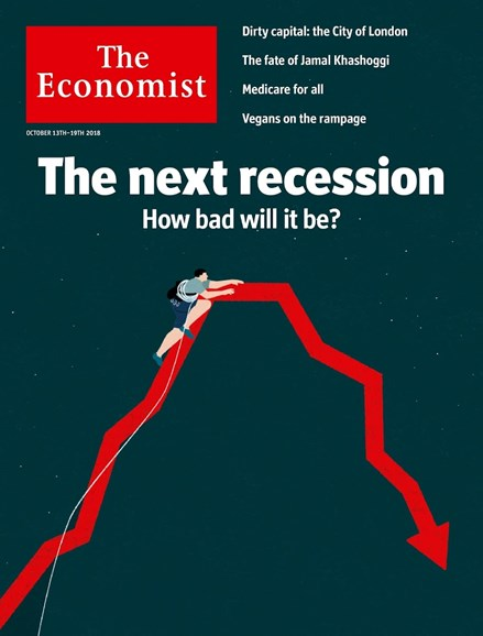 The Economist Cover - 10/13/2018